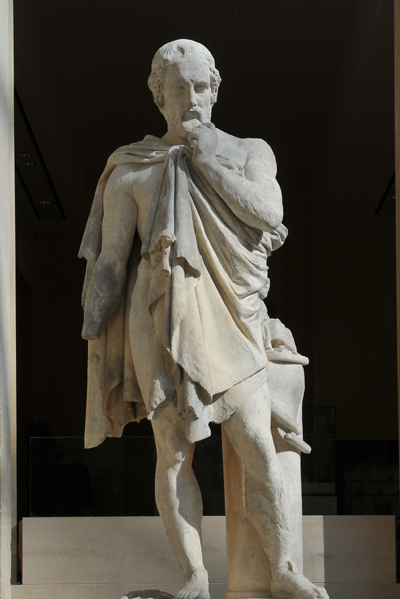 Phidias. James Pradier.