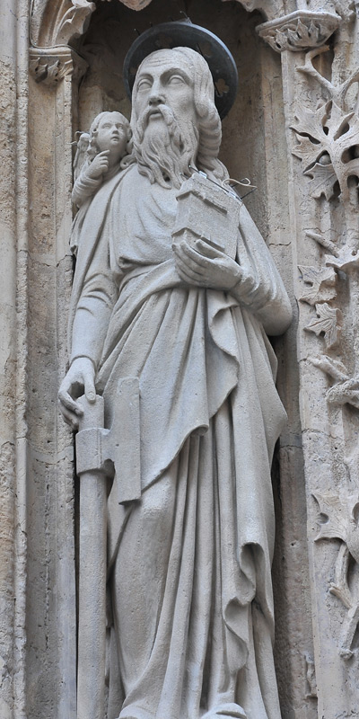 Saint Mathieu. Louis Desprez.