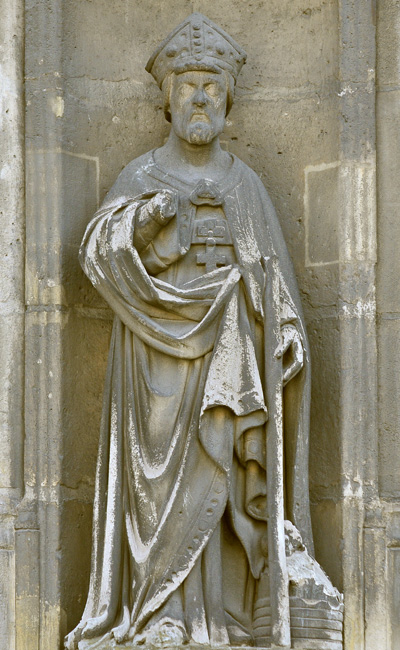 Saint Nicolas. Louis Desprez.