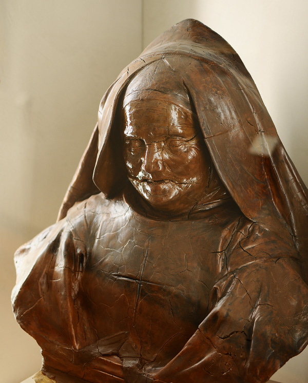 La Religieuse, soeur Callaman. Jean Carries