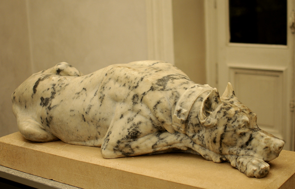 Dogue danois. Georges Gardet.