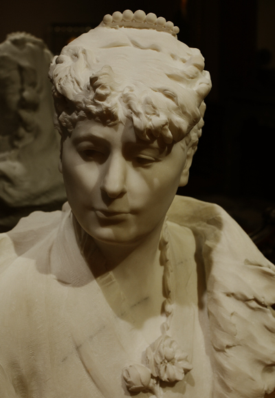 Madame Roll. Auguste Rodin.