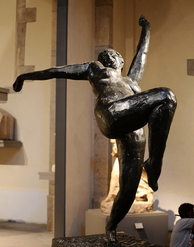 La Folle danseuse. Rick Wouters.