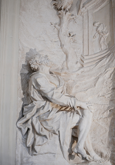 Saint Pierre. Simon Guillaume.