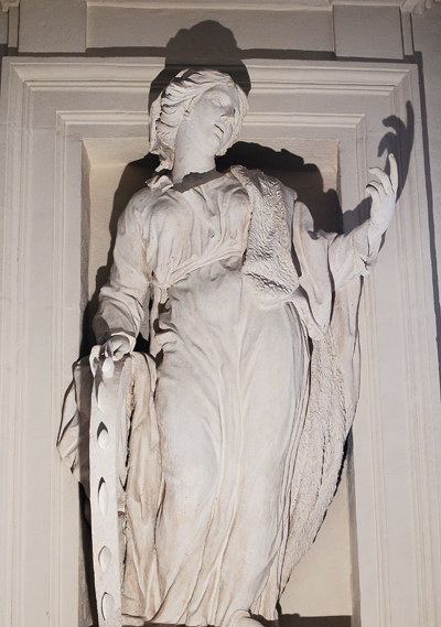 Sainte Catherine. Simon Guillaume.
