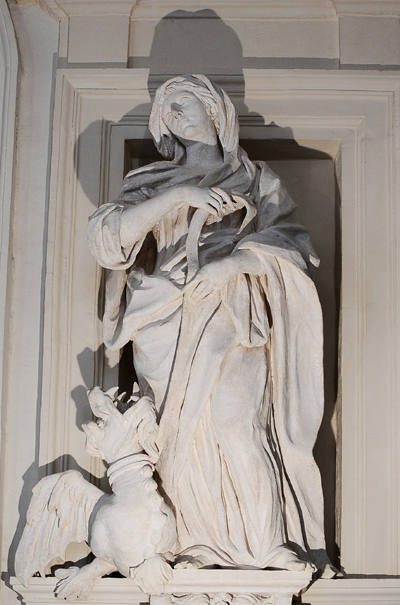 Sainte Marguerite. Simon Guillaume.