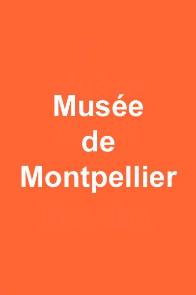 Musée de Montpellier.
